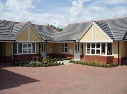 HOUSING DEVELOPMENT OF 24 UNITS, WOODSIDE, SOUTHMINSTER, ESSEX
