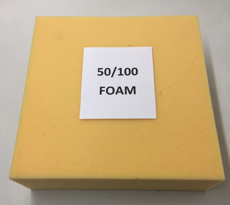 50/100 Soft Foam Cushion