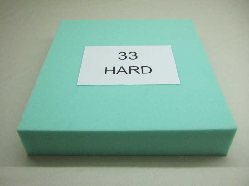 33 Hard Foam Cushion