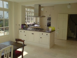 Kitchens and utility rooms