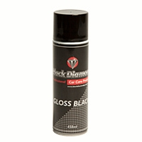 GLOSS BLACK AEROSOL
