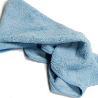 MICROFIBRE CLOTH - VARIOUS COLOURS