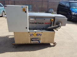Used Vixen Tristar300 Stainless Steel Automatic Degreasing System