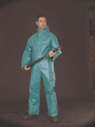 Chemical Resistant Full Suit (With Hood)
