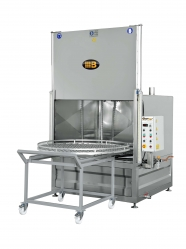 BW-FL1100 Front Loading Industrial Washer