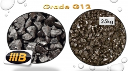 Chilled Iron Grit Media Grade G12