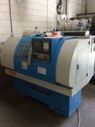 USED-WHEEL-CNC-DIAMOND CUTTING LATHE