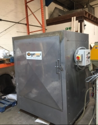 Used Electric Alloy Wheel Curing Oven