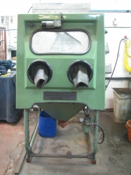 Used Abrasive Development Machine