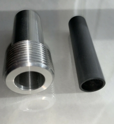 Sand shot-blast nozzle 6mm for pressure cabinet