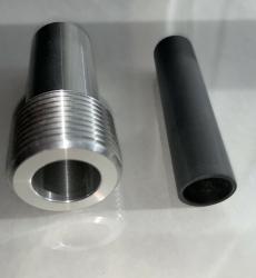 Sand shot-blast nozzle 6mm for pressure cabinet