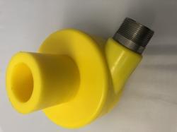 2 Piece Polyurethane Pump Body