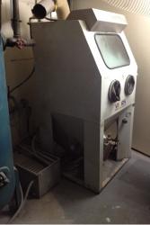 Used Vixen 915 Wet Blast Machine *sold*