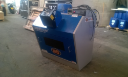 Used UV Wheel Oven