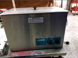 Used Ultrasonic Degreaser Tank