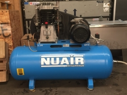 Nuair 40CFM Piston Compressor *sold*