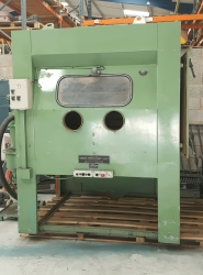 Used Abrasive Development Wet Blast Machine *sold*