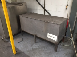Used Alloy Wheel Stripping Tank