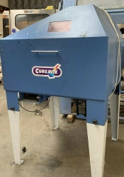 Used CureRite  UV Curing Oven Ultra Violet laquer *Available