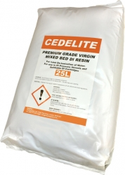 Cedalite Resin (Demineraliser)