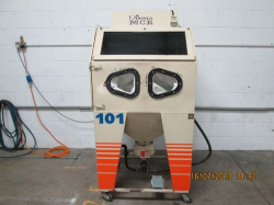 Used Odlins 101 DryBlast cabinet *sold*