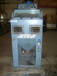 Used JetAir DryBlast