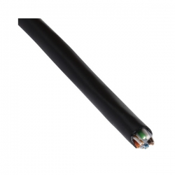XeLAN Category 6 Cable U/UTP PE External 305m Box - Black-4000-0004