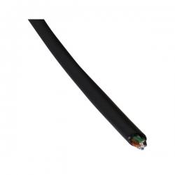 XeLAN CAT5e UTP External 4 Pair Cable - Box of 305m, Black-3000-0004