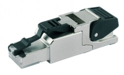 Telegartner J00026A2001 Cat 6A MFP8 Shielded RJ45 Plug