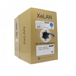 XeLAN Category 5E Cable U/UTP Dca LS0H 305m Box - Violet-3000-0001