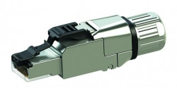Telegartner J00026A5005 Cat8.1 MFP8 IE Shielded RJ45 Plug