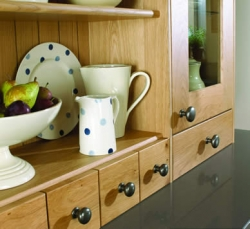 The Sherwood is a true celebration of rustic oak and country styling, Sherwood is a sophisticated and timeless design.