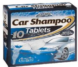 CAR SHAMPOO TABLETS