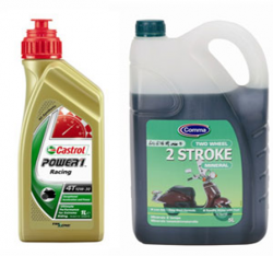 TWO FOUR STROKE OILS
