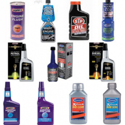 OIL FUEL & COOLING ADDITIVES