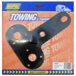 DOUBLE MOUNTING PLATE