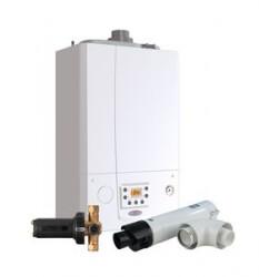 Alpha Etec boiler, flue and filter deal