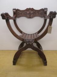 X - Frame Chair