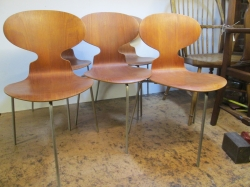 Vintage Arne Jacobsen / Fritz Hanson Ant Chair