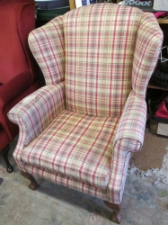 Greensmith becket Wing Chair