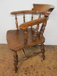 Antique Captains/Bow Chair