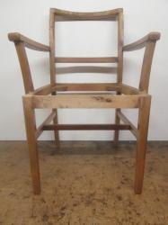 Art Deco Desk/Side Chair