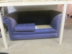 Small and Compact Two seater Sofa
