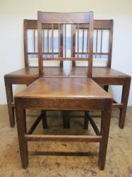 Welsh Oak Farmhouse Chairs
