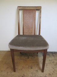 Set of 4 G - Plan Cane Back Chairs