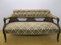 Edwardian Sofa Setee