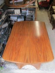Mid Century Walnut Dining Table