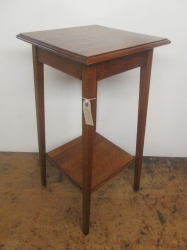 1940s-1950s Side Table