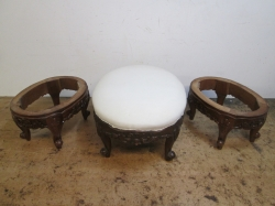 Hand Carved Stools