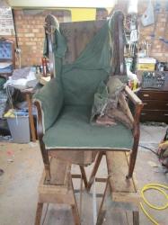 Edwardian Sentimental Value Chair